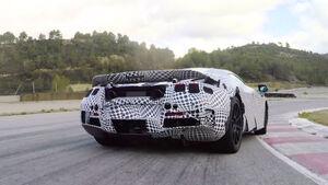 McLaren - 720 S Teaser