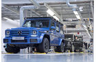 Mercedes G 40 Jahre