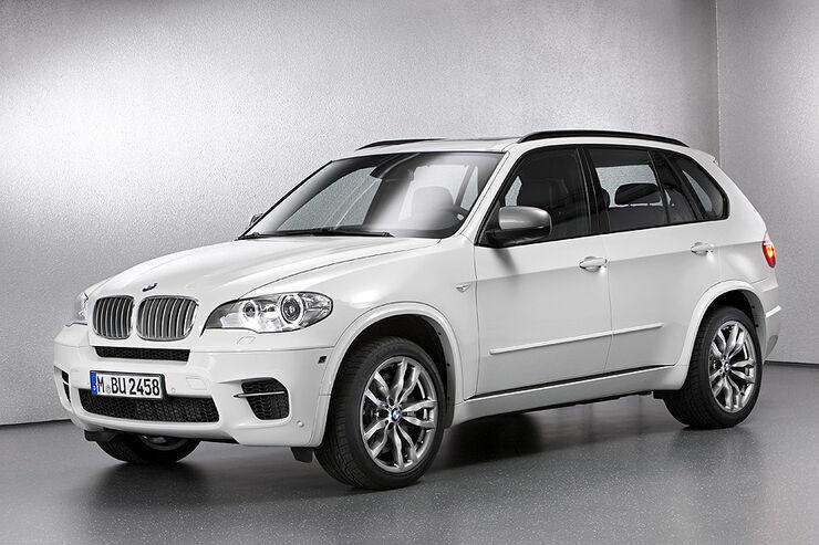 01/2012, BMW X5 M50d