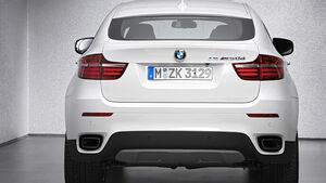 01/2012, BMW X6 M50d