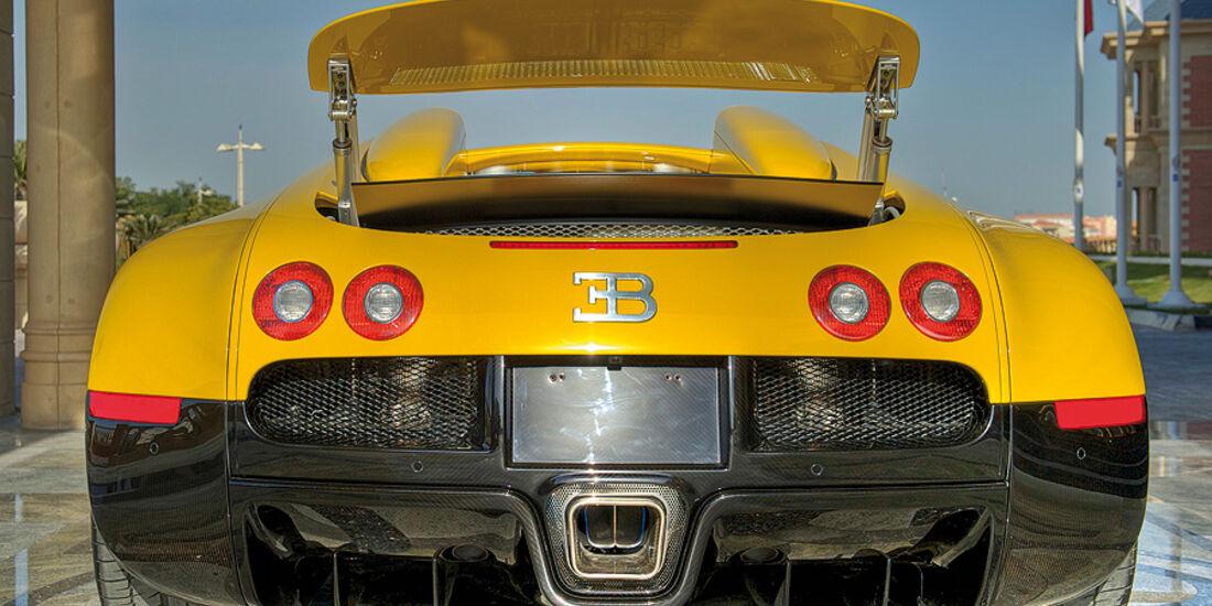 01/2012, Bugatti Veyron 16.4. Grand Sport Qatar