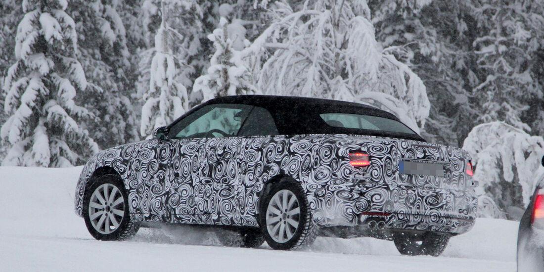 01/2013, Erlkönig, Audi A3