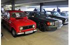 01/2014 - Bremen Classic Motorshow 2014, Fahrzeugmarkt Teil 1, mokla 0113