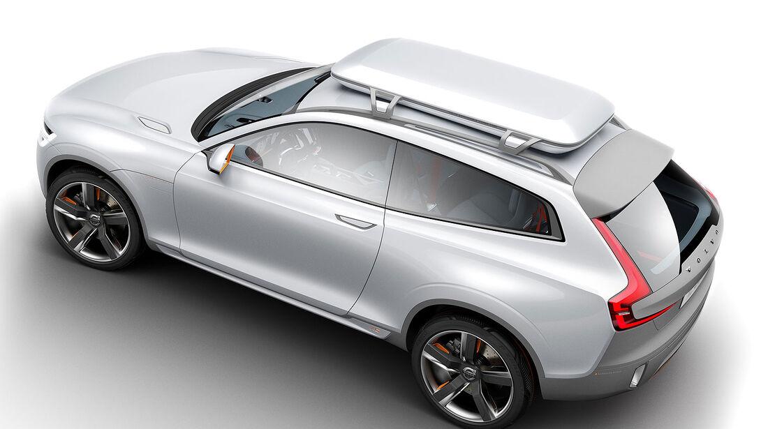 01/2014, Volvo XC Coupé Concept, Detroit Sperrfrist 8.1. 9.00 Uhr