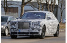 01/2016 Erlkönig Rolls-Royce Phantom LWB