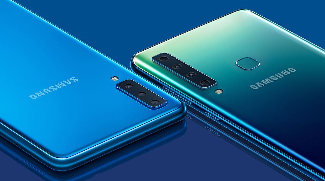 01/2019, Samsung Galaxy Smartphones
