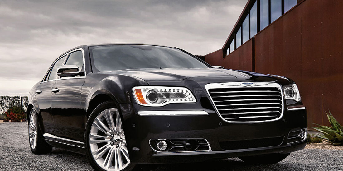 0111, Chrysler 300 C