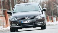 0111, ams 03/2011, Lichttest, VW Passat