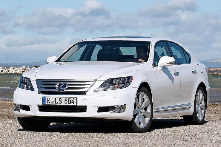 02/11 amospo05/2011, Betriebskosten, Lexus LS600h