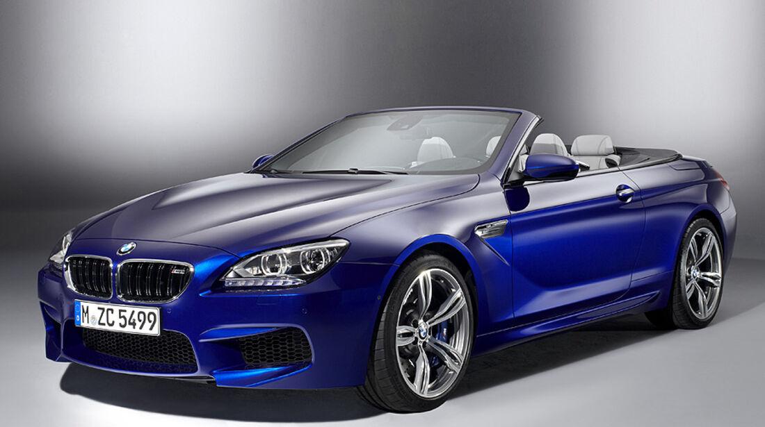 02/2012 BMW M6 Cabrio