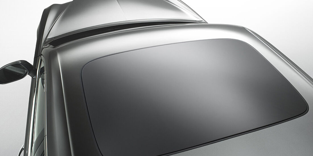 02/2012 Bentley Mulsanne, Glasdach