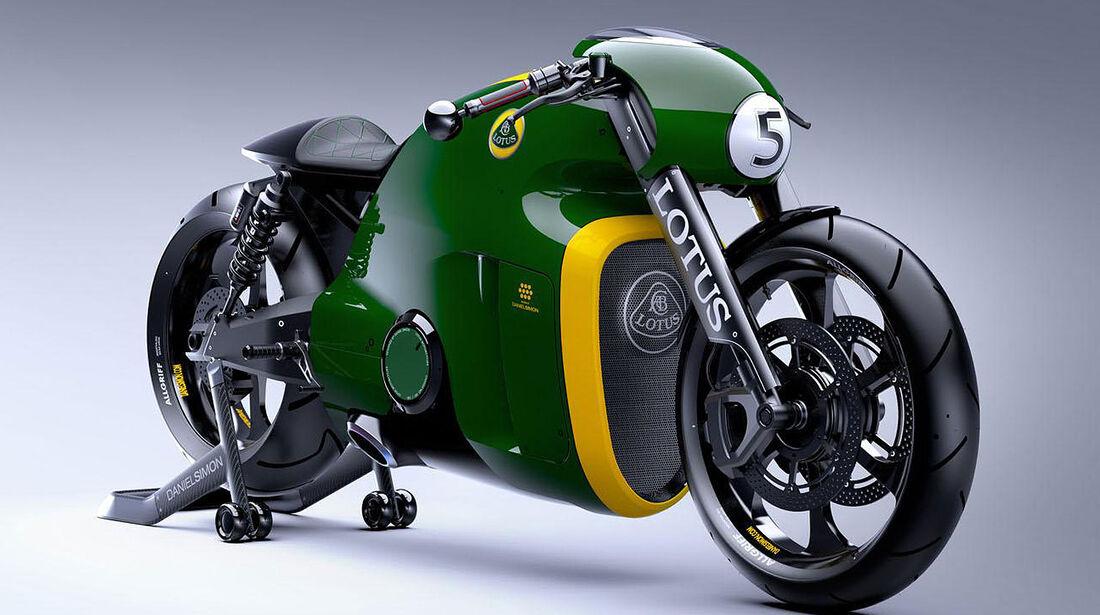 02/2014, Kodewa Lotus C-1 Motorrad