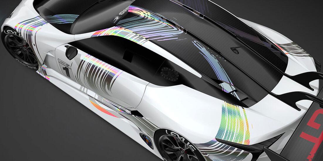 """02/2015 LEXUS LF-LC GT """"Vision Gran Turismo"""""""