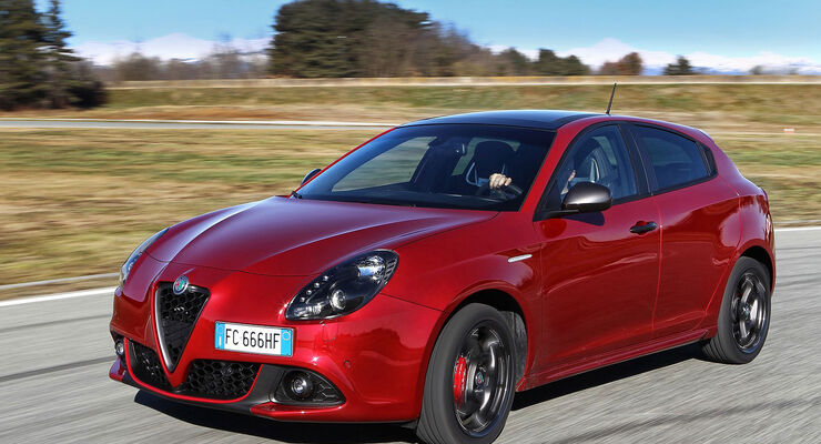 fahrbericht alfa romeo giulietta 2016 - auto motor und sport