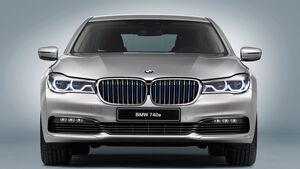 Beliebte Artikel 02 2016 BMW 740e IPerformance