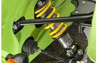 03/11 aumospo 07/2011 Irmscher 7 Selctra, Radaufhängung