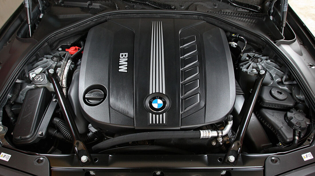 03/2011 BMW 530d, aumospo 06/2011, Allrad, Motor