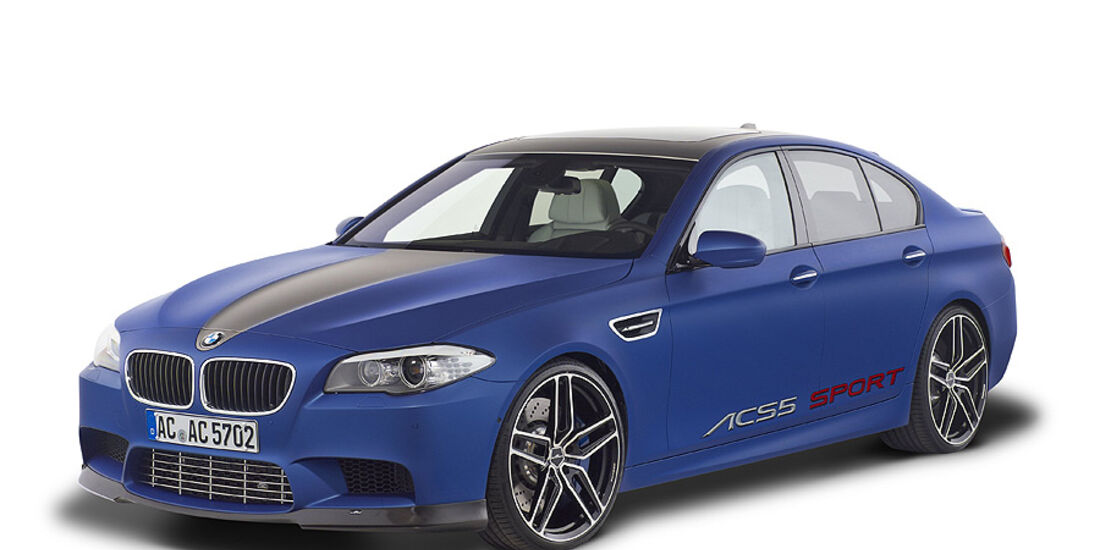 03/2012, Schnitzer BMW 5er M5 ACS 5 Genf