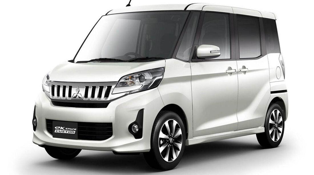 03/2014, Mitsubishi eK Japan