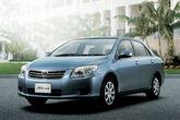 03/2014, Toyota Corolla Axio Japan