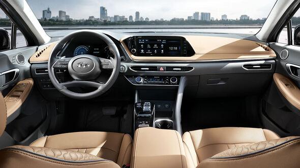 03/2019, 2020 Hyundai Sonata