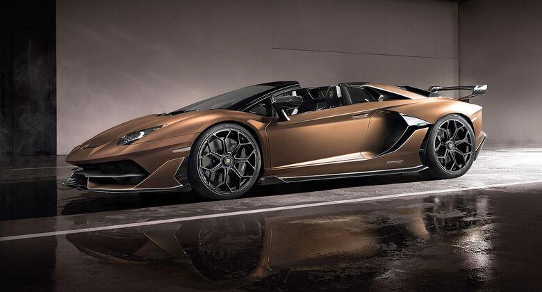 Lamborghini Aventador Auto Motor Und Sport