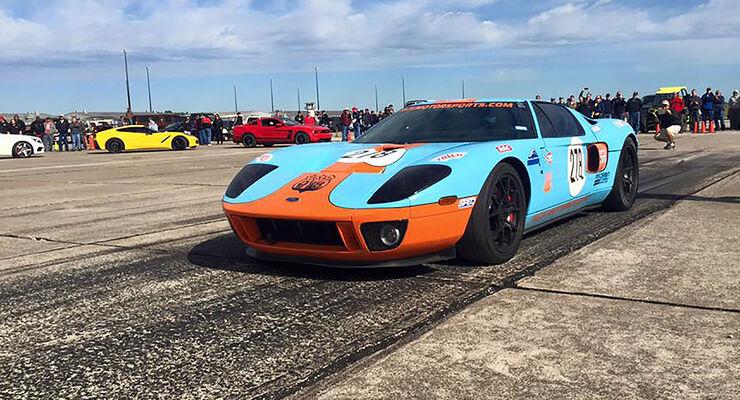03/2019, M2K Motorsports Ford GT