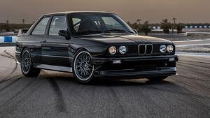 03/2019, Restomod BMW M3 E30 von Redux Leichtbau