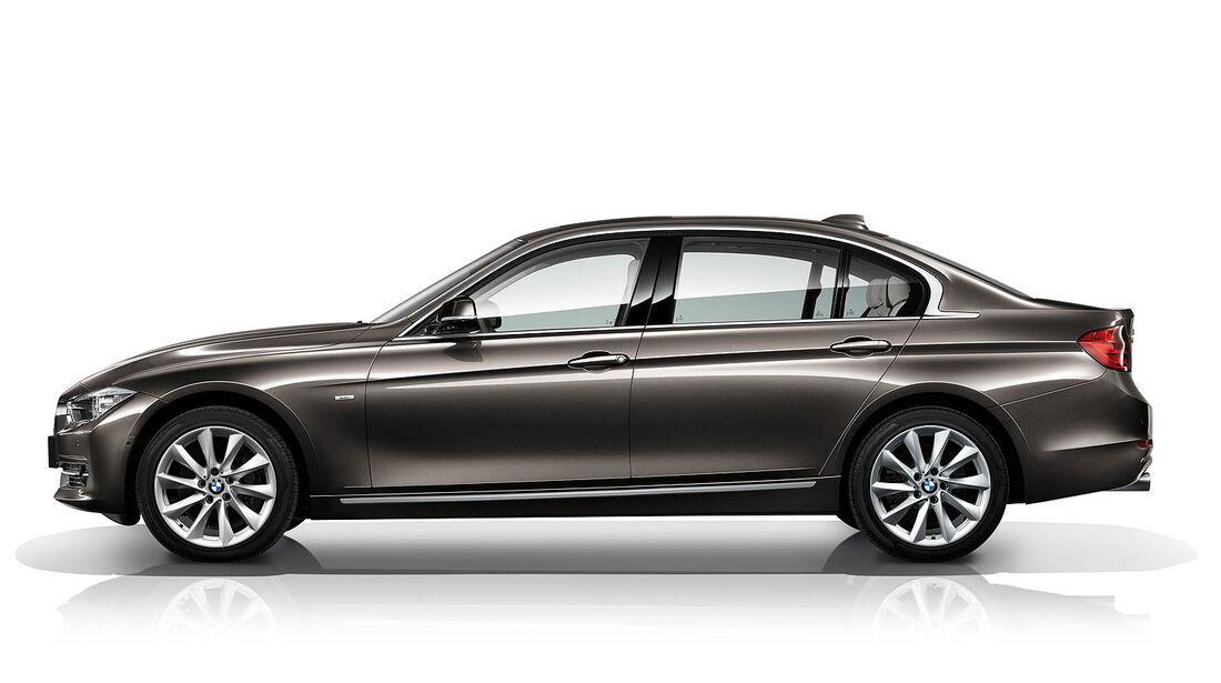 04/2012, BMW 3er Langversion
