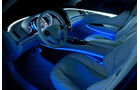 04/2012, Infiniti LE Concept New York, Innenraum