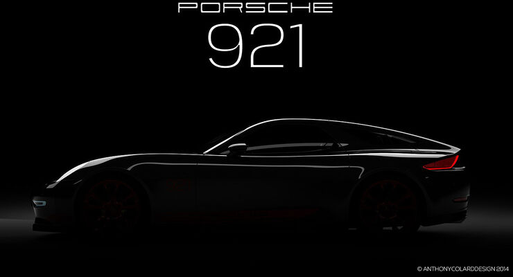 04/2014 Anthony Colard Porsche 921 Project