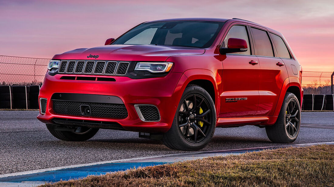 04/2017 Jeep Grand Cherokee Trackhawk
