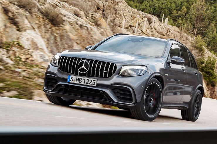 04/2017 Mercedes-AMG GLC 63 S 4Matic