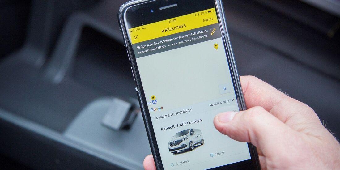 04/2018, Renault Ikea Car Sharing