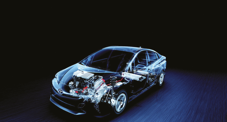 04/2019, Toyota Hybrid