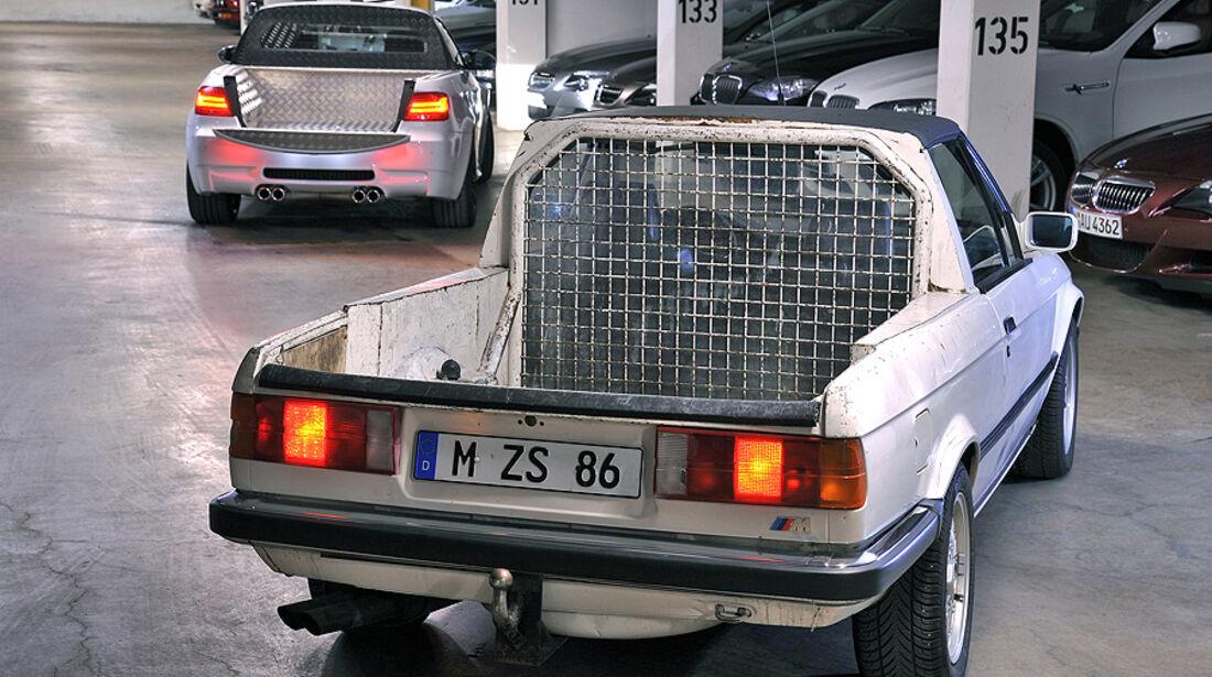 05/11 BMW M GmbH, Prototypen, BMW E30 Pickup