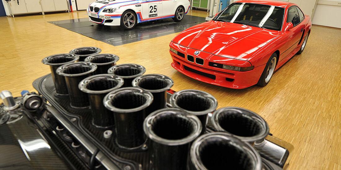 05/11 BMW M GmbH, Prototypen, BMW V12 Motor