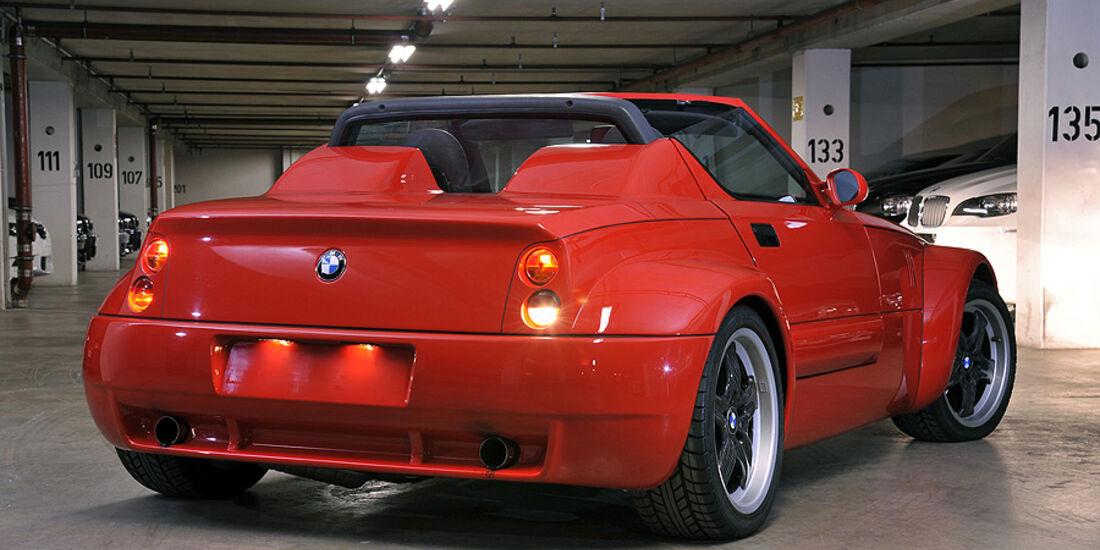 05/11 BMW M GmbH, Prototypen, BMW Z1 Vorgänger