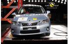 05/2011, EuroNCAP, Lexus CT200h