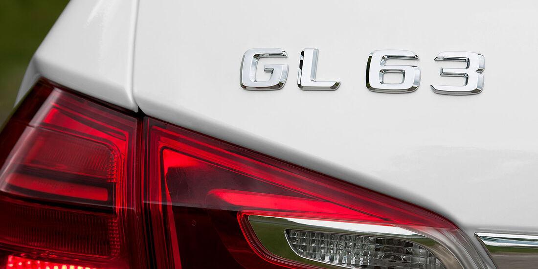 05/2012, 2012 Mercedes GL 63 AMG, Typenbezeichnung