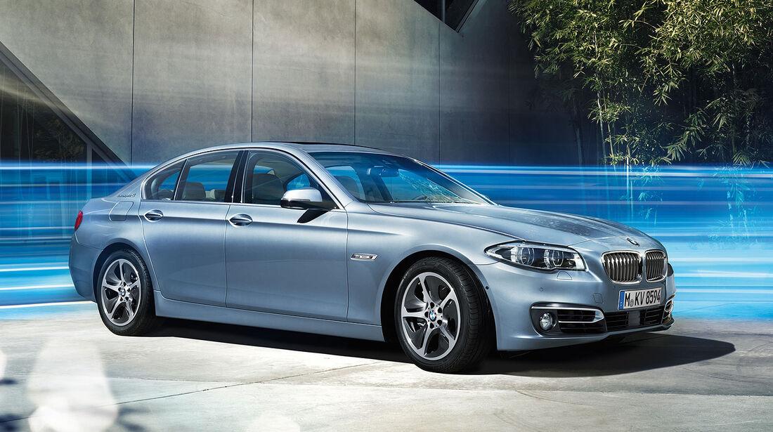 05/2013, BMW 5er Limousine Active Hybrid