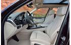 05/2013, BMW X5 Facelift, Innenraum