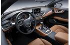 05/2014 Audi A7 Facelift, Innenraum