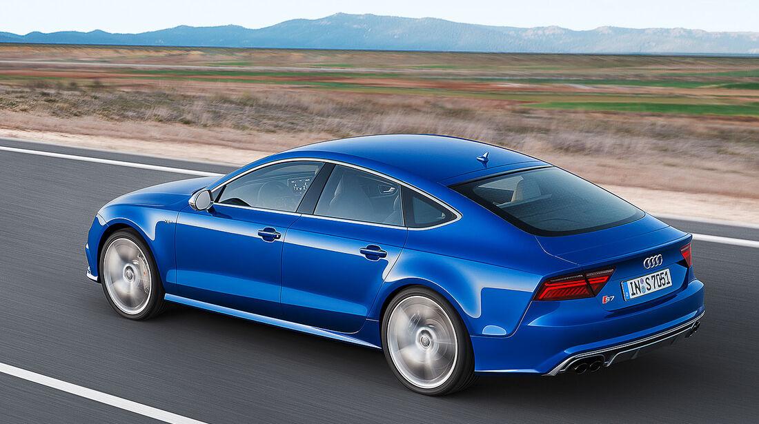 05/2014 Audi S7 Facelift