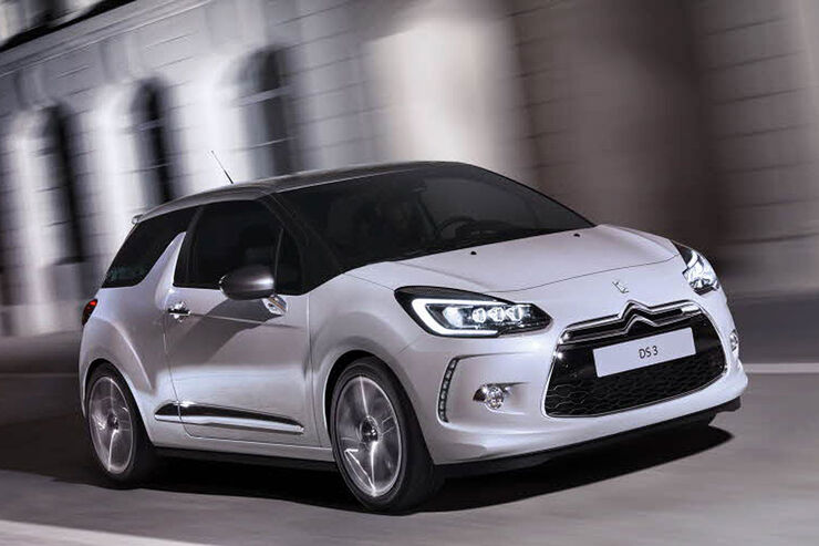 05/2014 Citroen DS3 Facelift