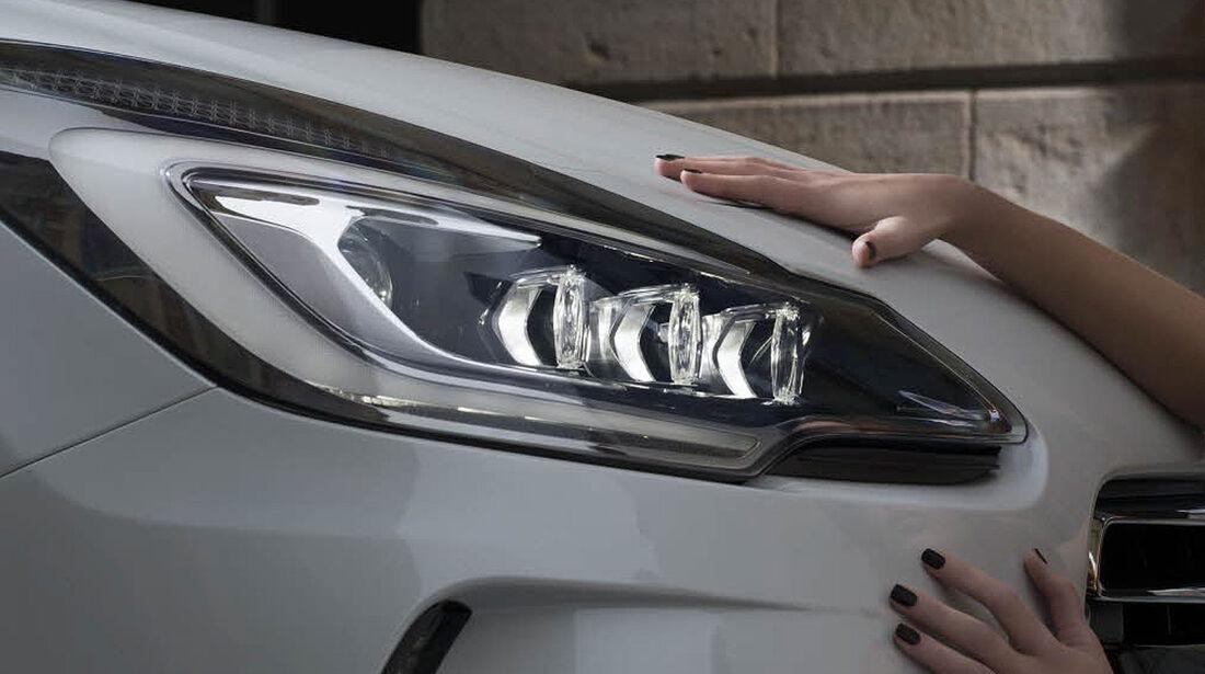 05/2014 Citroen DS3 Facelift