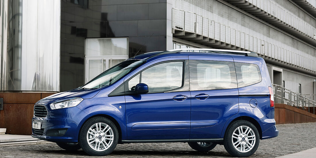05/2014 Ford Tourneo Courier