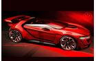 05/2014 VW Golf GTI Roadster Wörthersee Gran Turismo 6 Studie