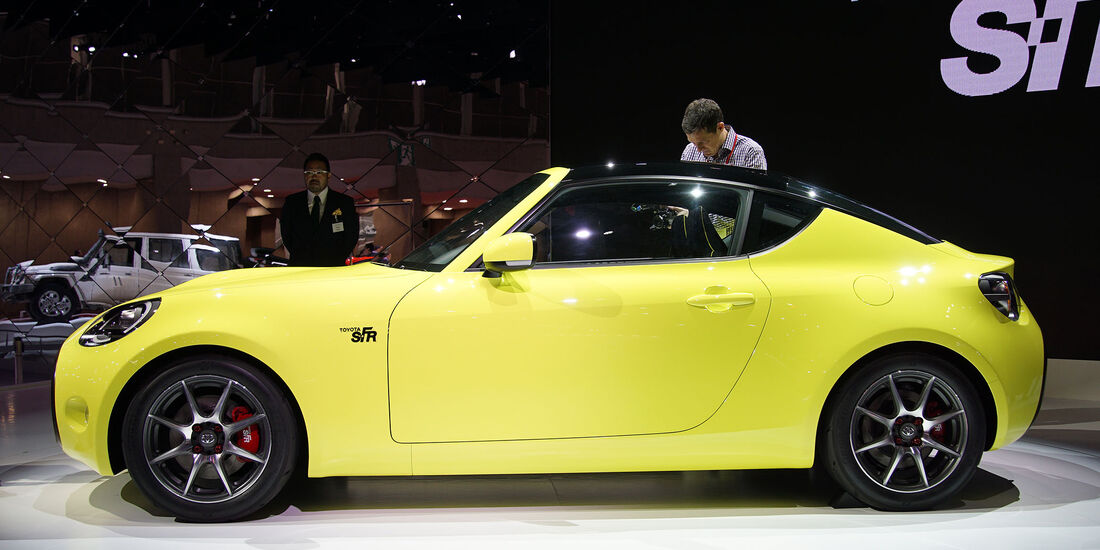 05/2015, Tokio Motor Show 2015 Toyota S-FR
