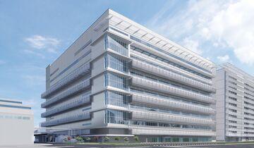 05/2018, Toyota Werk Honsha für Brennstoffzellen-Stacks